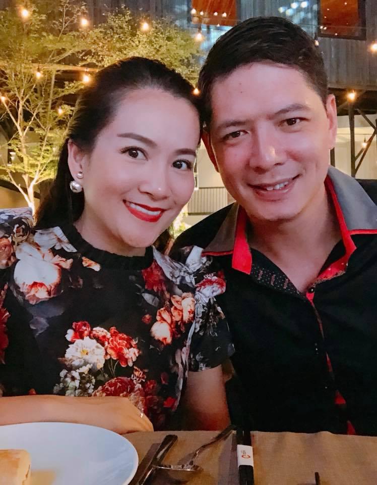 Vợ chồng Bình Minh - Anh Thơ hạnh phúc