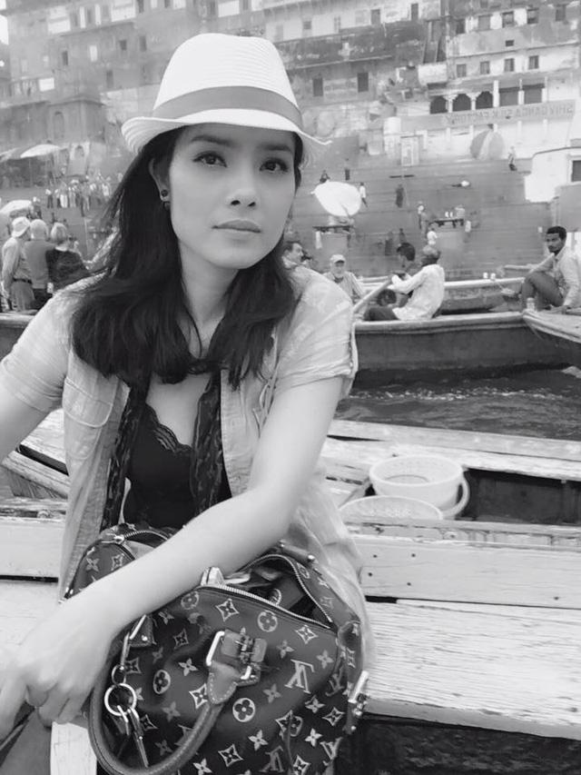 Diễn viên Kiều Thanh