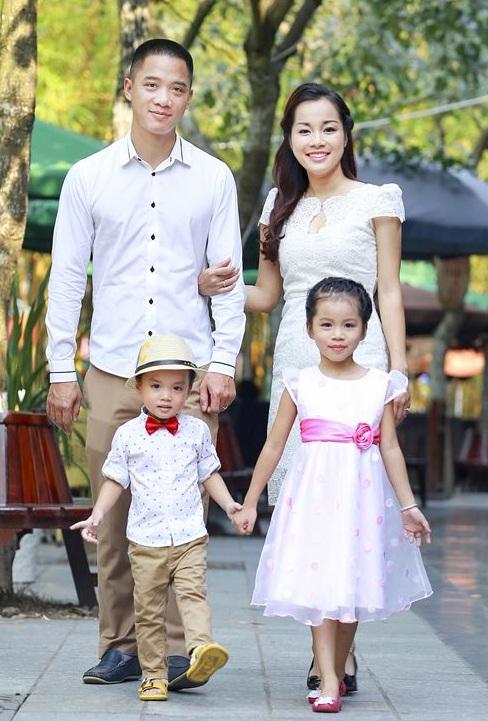 Gia đình hạnh phúc hiện tại của diễn viên Minh Hương