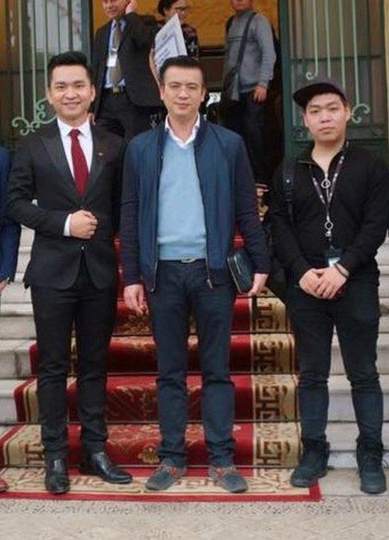 Trên trang cá nhân của mình, MC Hạnh Phúc bất ngờ đăng tải hình ảnh