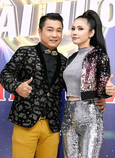 Việt Trinh và Lý Hùng