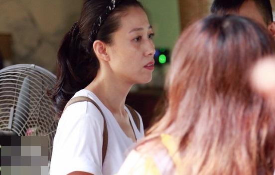 Chị Thùy Trang - vợ ca sĩ Phạm Anh Khoa