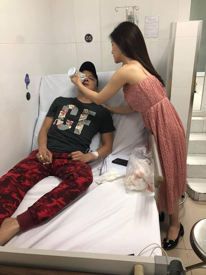 Tình trạng sức khỏe của Cao Thái Sơn khi nhập viện: Tôi đau như chết đi sống lại