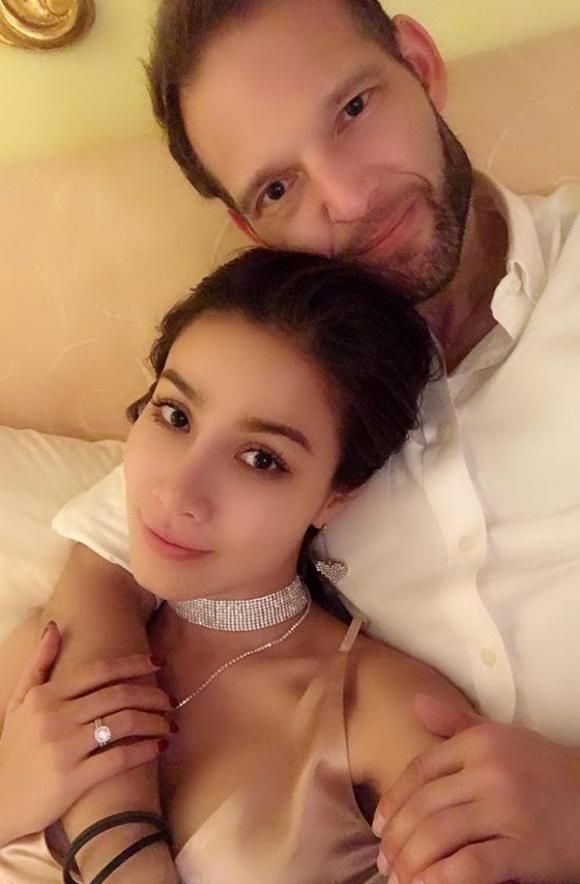 Sau cuộc hôn nhân bên chồng vũ phu và suýt tự tử, diễn viên Bảo Trúc kết hôn với doanh nhân người Đức