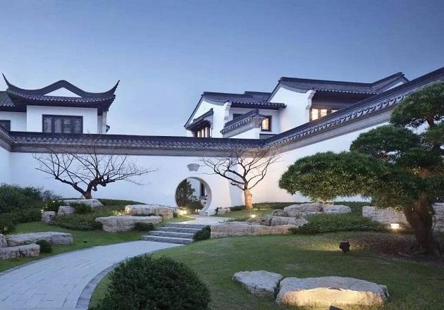 Đây là khu bất động sản do tập đoàn nổi tiếng Lục Thành xây dựng.