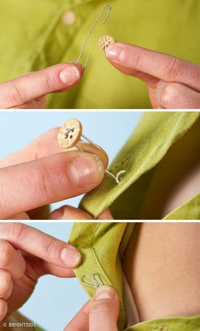 Khi trang phục xảy ra sự cố hãy ghi nhớ những điều này để tự tin làm chủ tình huống