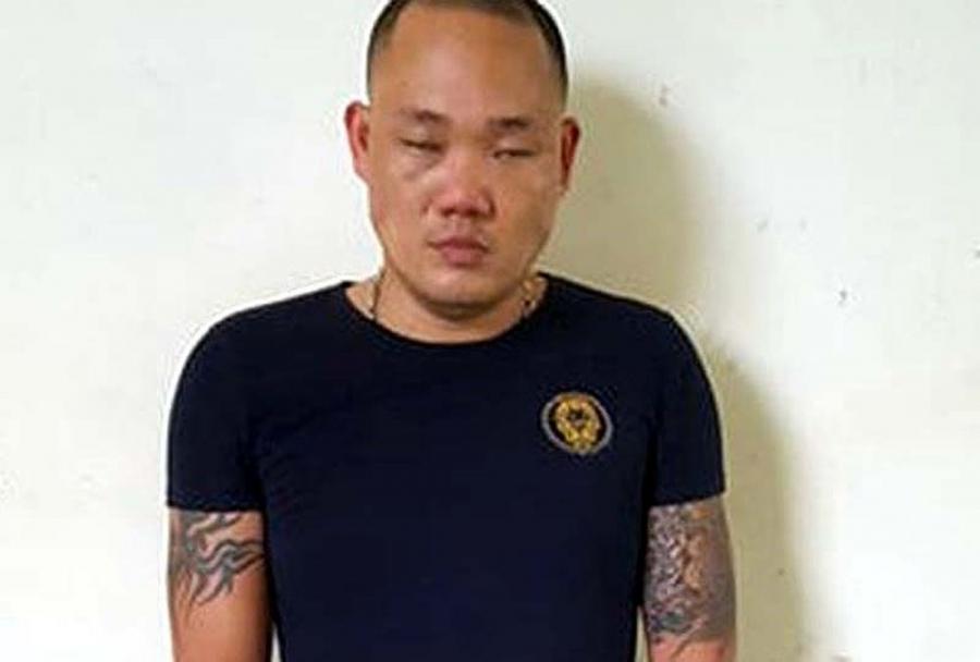 Nghi phạm Định đã bị bắt giữ và xác định là hung thủ của vụ án