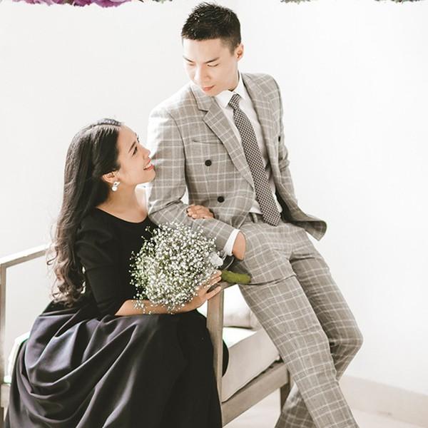 """Bật mí lý do cặp đôi """"hoàng tử xiếc"""" Quốc Nghiệp và ca sĩ Ngọc Mai chưa tổ chức hôn lễ"""