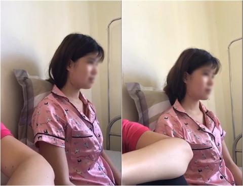 Người vợ gầy và xanh xao nhiều sau khi nhập viện nhiều ngày