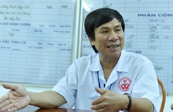 Bác sĩ Tô Thanh Phương, Phó Giám đốc Bệnh viện Tâm thần Trung ương, người điều trị trực tiếp cho Bella