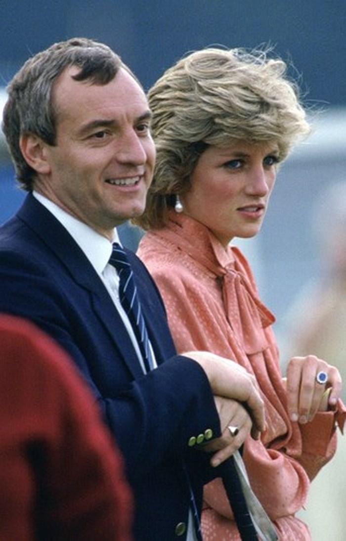 Người được cho là có quan hệ mờ ám với công nương Diana