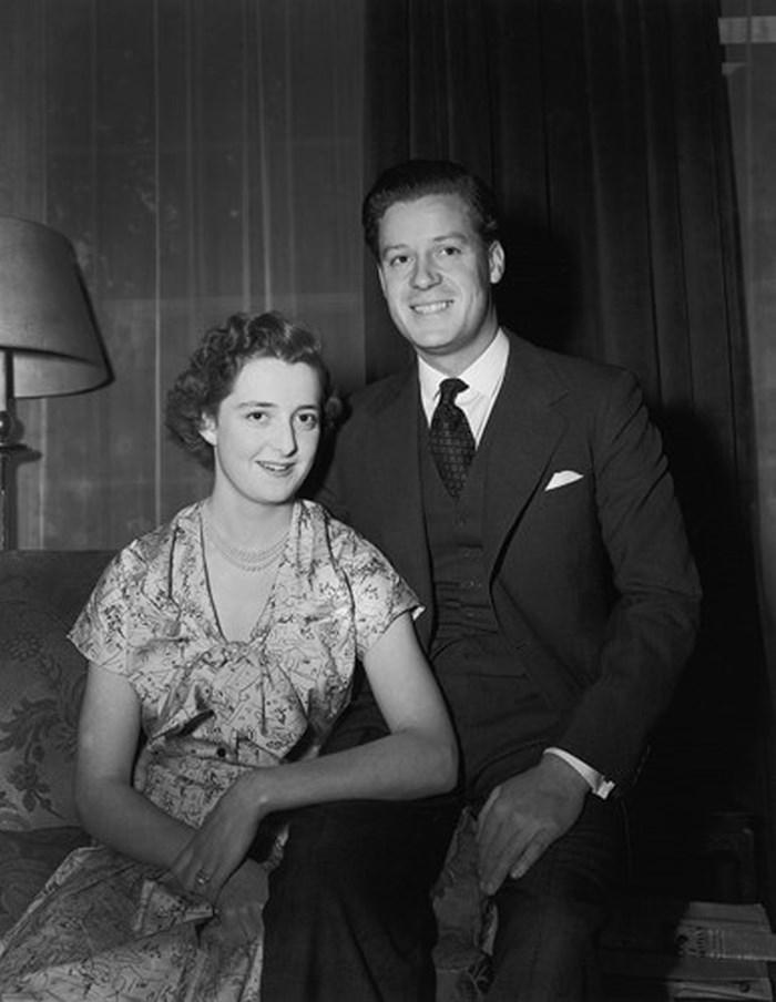 Cha mẹ ruột của cố Công nương Diana