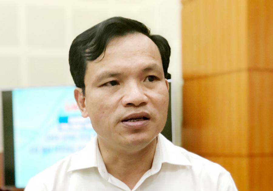 PGS-TS Mai Văn Trinh - Cục trưởng Cục Quản lý Chất lượng (Bộ Giáo dục và Đào tạo)