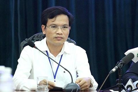 Ông Mai Văn Trinh – Cục trưởng Cục Quản lý Chất lượng (Bộ GD&ĐT)