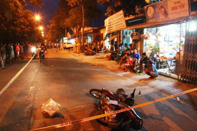 Vụ tai nạn khiến 4 người bị thương, 2 người tử vong