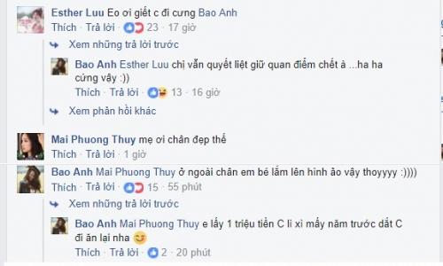 Khongco chieu cao nhung Bao Anh khien Mai Phuong Thuy, Hari Won nguong mo vi dieu nay!