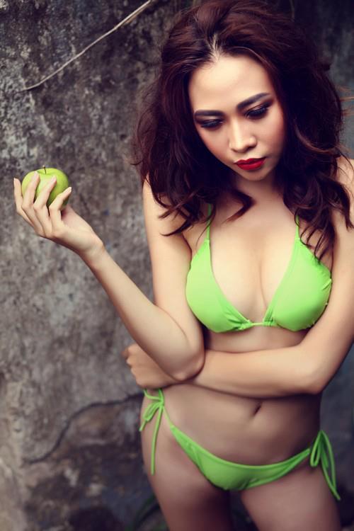 Ve dep nong bong duoc cho la tinh moi cua Cuong Do la?