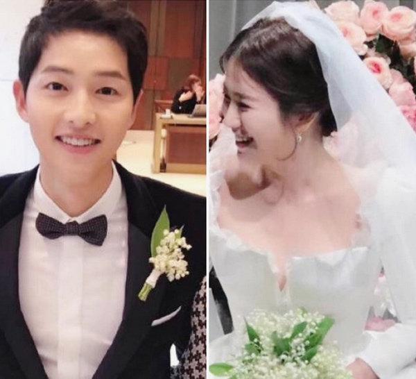 Lộ bằng chứng Song Hye Kyo mang thai trước khi cưới?