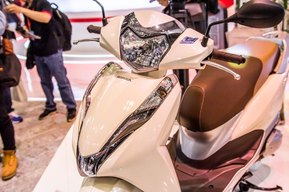 Honda va Piaggio (20 of 1