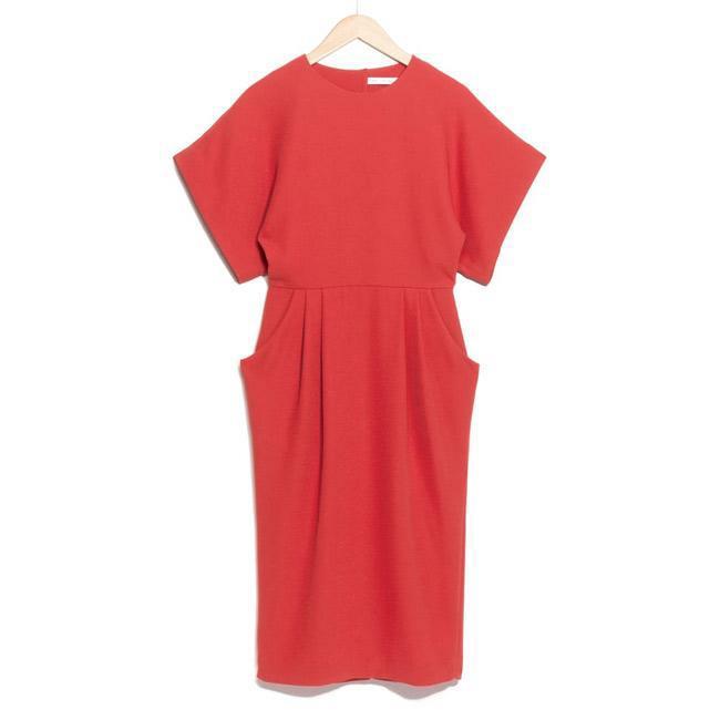 Những chiếc váy dáng kén tằm là lựa chọn giúp giải phóng mồ hôi tối ưu nhất