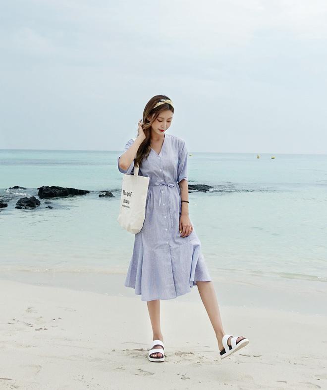 4 kiểu váy nhẹ tênh, xinh xắn hết nấc các nàng ai cũng muốn diện trong hè này