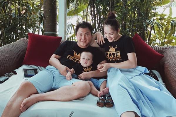 Trước khi chia tay, cuộc sống của gia đình Dương Cẩm Lynh khiến nhiều người vô cùng ghen tị.