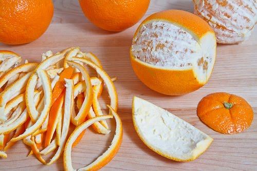 Oranges and Peels 500