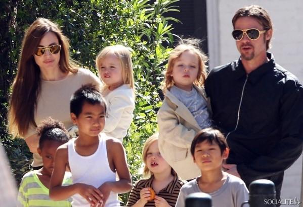 Brad-Pitt -Angelina