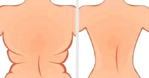 Các bài tâp loại bỏ mỡ lưng và nách giúp dáng đẹp đơn giản nhất