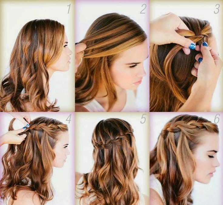 Cách tết tóc ngắn đẹp cho mùa hè năng động, thoải mái