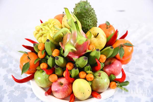 Clip:  Ý nghĩa của các loại trái cây được bày trên mâm ngũ quả ngày Tết (P2)