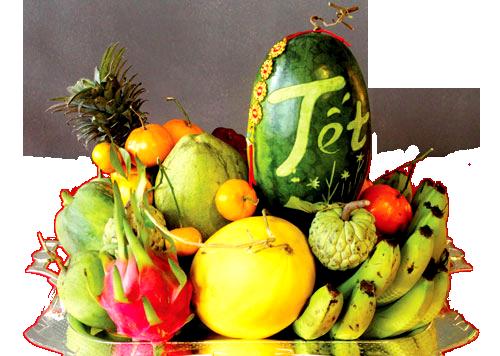Clip:  Ý nghĩa của các loại trái cây được bày trên mâm ngũ quả ngày Tết (P1)