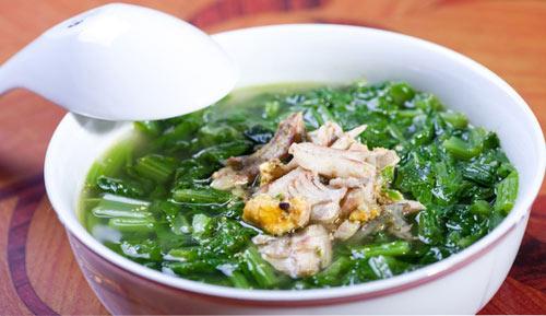 Công thức nấu canh cá rô nấu cải ngon bổ dưỡng cho ngày hè