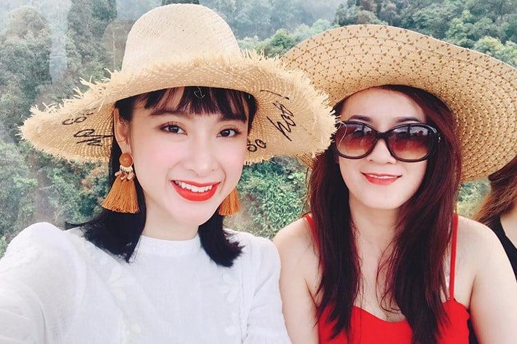 'Choáng' với nhan sắc xinh đẹp, trẻ trung hơn con gái của mẹ Angela Phương Trinh