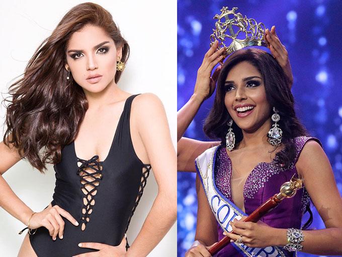 Nhan sắc mỹ nhân hứa hẹn sẽ đăng quang Hoa hậu Hoàn vũ 2017