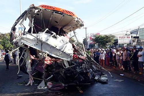 Danh sách các nạn nhân trong vụ tai nạn thảm khốc ở Gia Lai