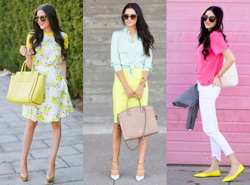 Học lỏm cách phối đồ xuống phố mùa hè sành điệu 'đẹp miễn chê' như fashionista chuyên nghiệp