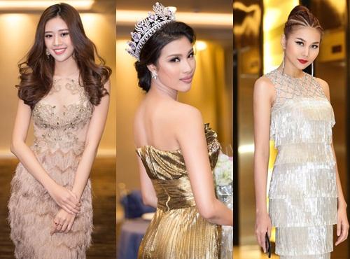 Top 10 mỹ nhân Việt mặc đẹp, quyến rũ nhất tuần qua