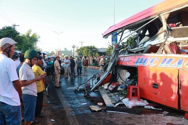 Kết luận chính thức vụ tai nạn thảm khốc ở Gia Lai: Do xe tải lao thẳng vào đường cấm