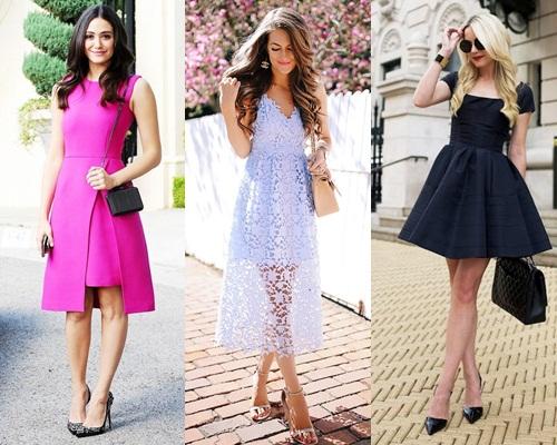 Hè về nhất định phải sắm 4 kiểu váy tuyệt đẹp này trong tủ đồ nhé!