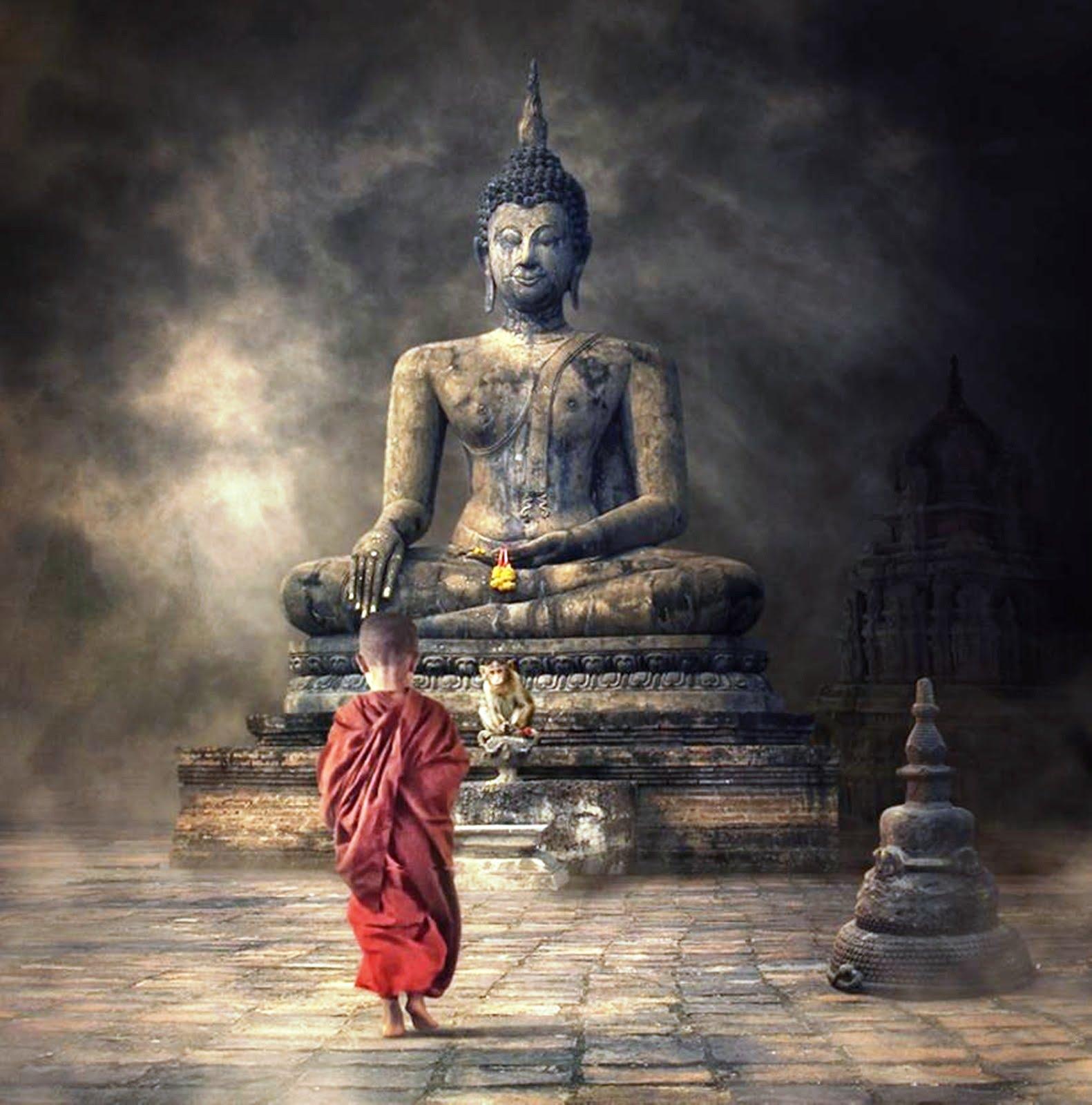 Con người cả đời bái Phật nhưng cớ sao vẫn không buông bỏ mọi dục vọng?