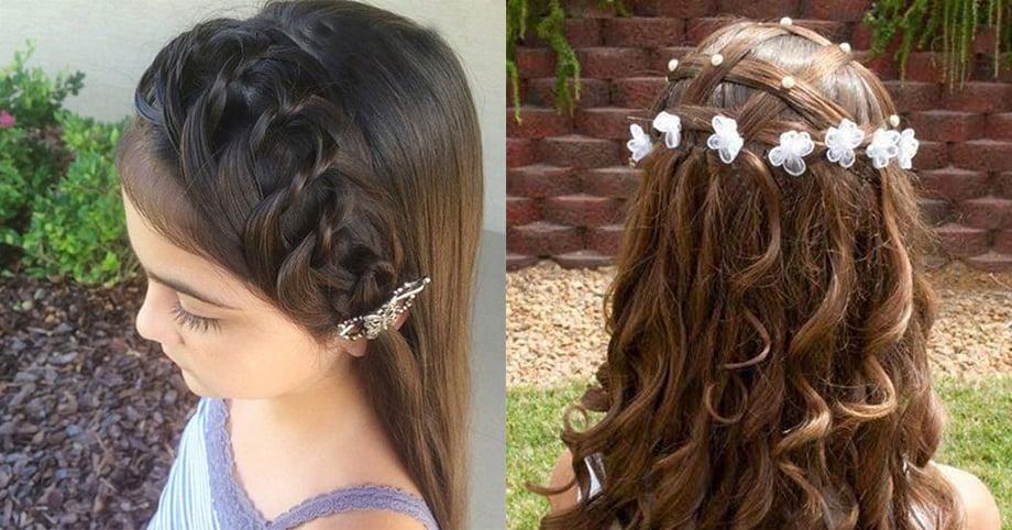 20 kiểu tóc tết cho bé gái xinh như công chúa đi chơi Tết, ai nhìn cũng yêu