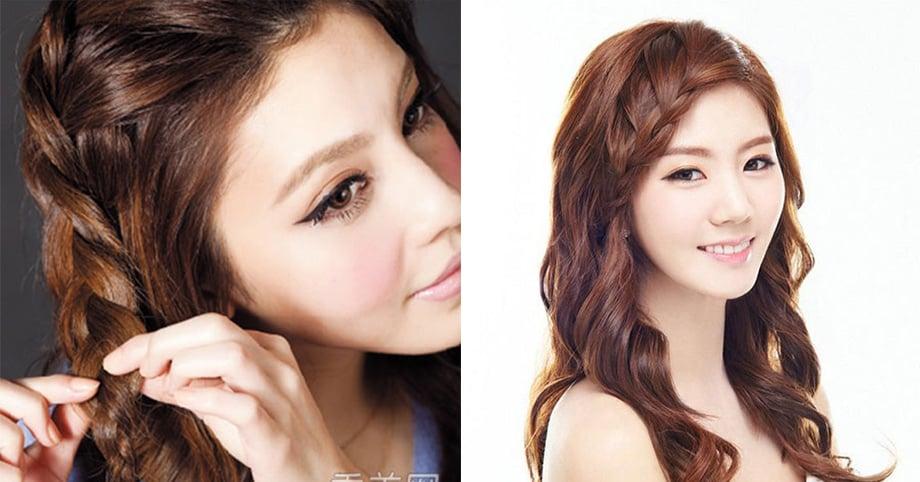 Cách tết tóc mái ngố xinh đẹp cho cô nàng cá tính, năng động