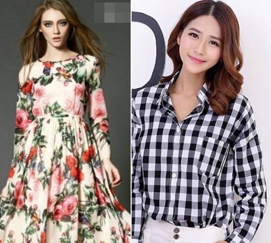 Top 4 kiểu váy áo họa tiết cực hot dành riêng cho mùa hè