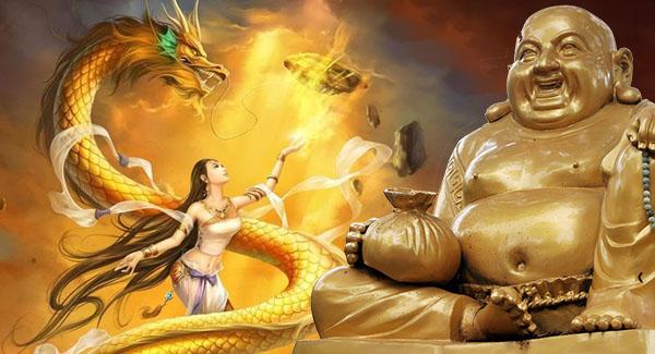 5 con giáp được thần Tài 'phù trợ' suốt đời, phúc phần toàn vẹn, đã may mắn lại sang giàu