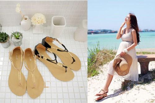 4 kiểu giày dép chuyên gia khuyến khích mẹ bầu nên dùng khi mang thai để tránh phù chân
