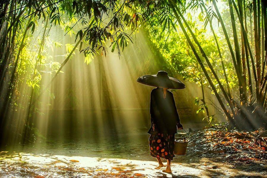Sống ở đời đừng giành giật làm gì, thứ gì thuộc về bạn thì cuối cùng vẫn là của bạn