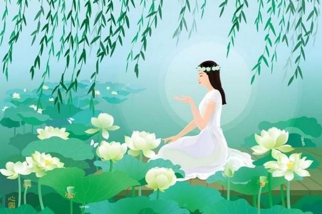 Muốn sống an nhiên, tự tại trọn kiếp người hãy ghi nhớ 10 điều Phật dạy này