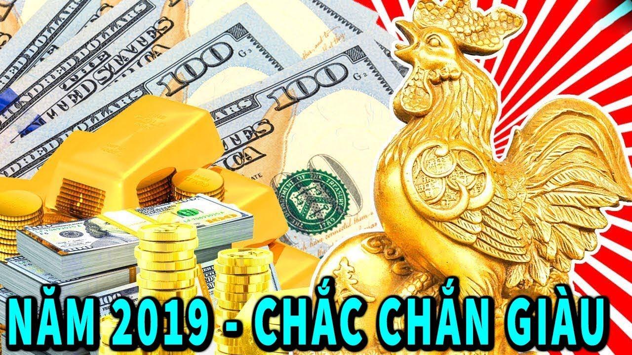 5 con giáp thu nhập khủng, tiền đổ về ào ào, vận mệnh thay đổi rõ rệt khi bước sang năm 2019