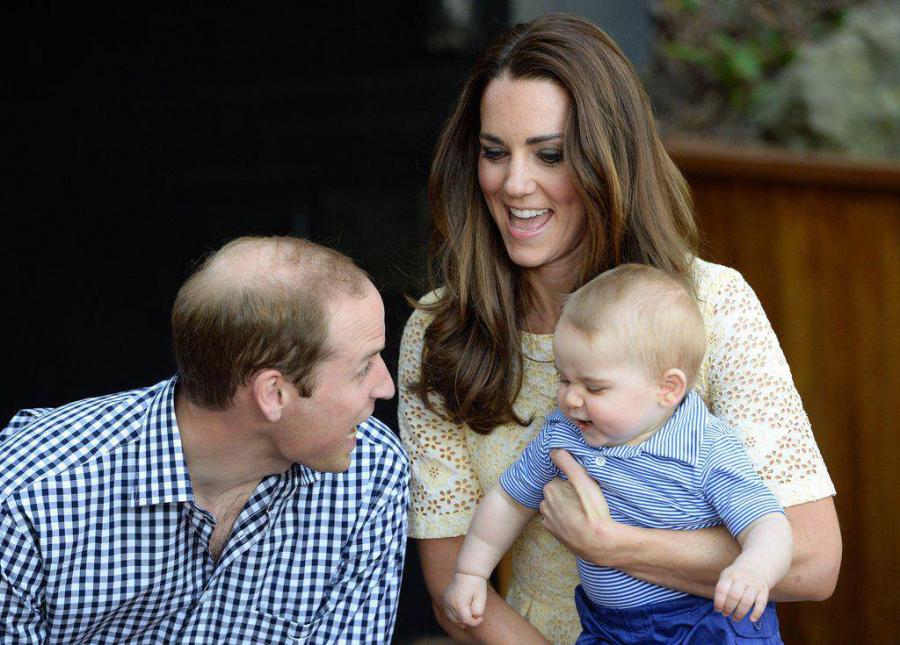 Những khoảnh khắc đẹp tuyệt vời của bà mẹ 3 con